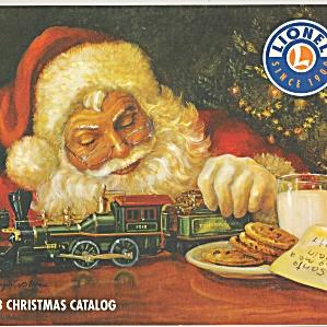 Lionel 2013 Christmas Catalog B3130 (Image1)