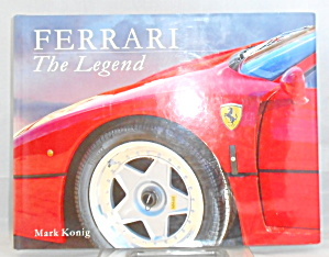 Ferrari The Legend Mark Konig B3174