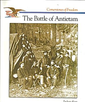 The Battle of Antietam Zachary Kent Booklet B3965 (Image1)