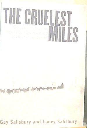 The Cruelest Miles Heroic Dogs And Men In Race Against An Epidemic B3613