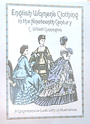 English Women S Clothing In Ninteen Century B3807