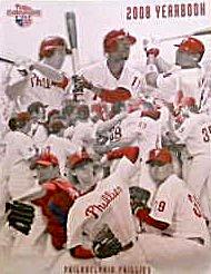 Philadelphia Phillies 2008 Yearbook B4015 (Image1)