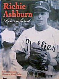 Richie Ashburn Remembered by Fran Zimniuch B4018 (Image1)