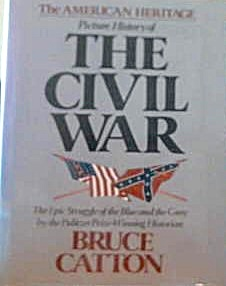 Picture History of The Civil War Bruce Catton American Heritage B4062 (Image1)