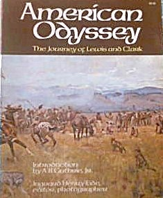 American Odysseru The Journey of Lewis and Clarl B4066 (Image1)