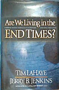 Are We Livinging in the End Times Tim LaHaye Hardcover B4160 (Image1)