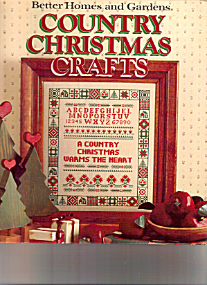 Country Christmas Crafts