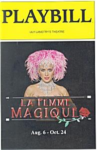 La Femmi Magique Playbill, Cynthia Fuher (Image1)