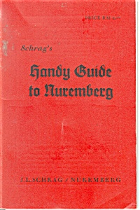 Schrag's Handy Guide To Nuremberg, Germany