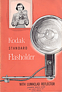 Kodak Standard Flasholder With Lumaclad Reflector Bk0108