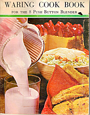 Waring Cook Book for 8 Button Blender (Image1)