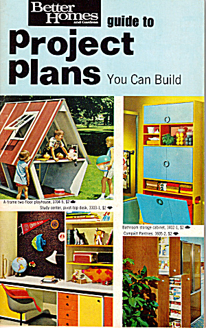 Better Homes And Gardens Guide To Project Plans