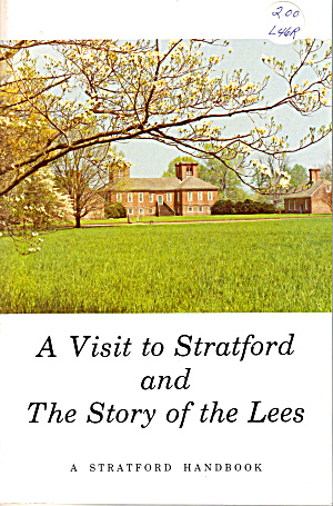 A Visit To Stratford And The Story Of The Lees