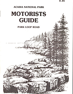 Acadia National Park Motorists Guide (Image1)