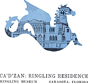 Ca'D'Zan: Ringling Residence, Ringling Museum (Image1)