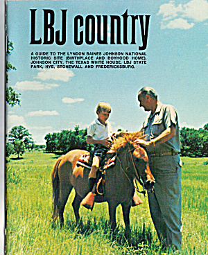 Lbj Country Booklet Bk0186