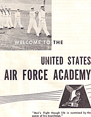 Welcome to the US Air Force Academy bk0206 (Image1)