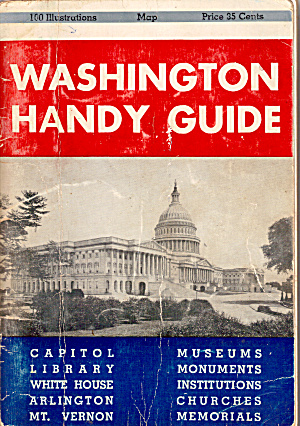 Washington Handy Guide Booklet Bk0219