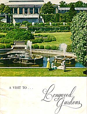 A Visit to Longwood Gardens booklet bk0221 (Image1)