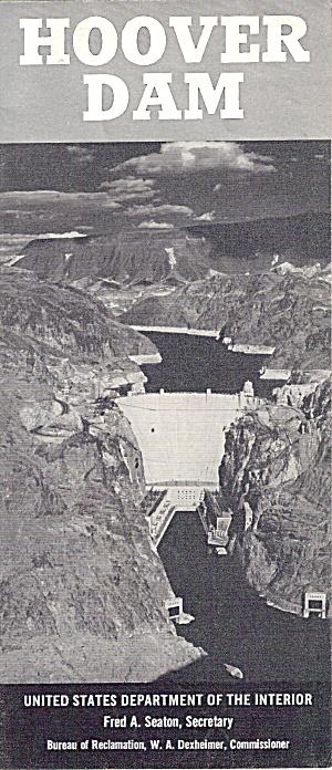 Hoover Dam Brochure (Image1)