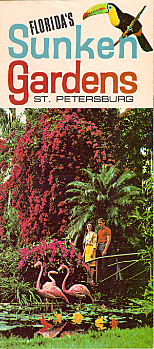 Florida's Sunken Gardens of St Petersburg (Image1)