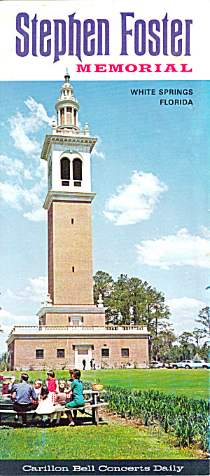 Stephen Foster Memorial, White Springs, Florida (Image1)