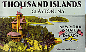 Thousand Islands, Clayton, New York (Image1)