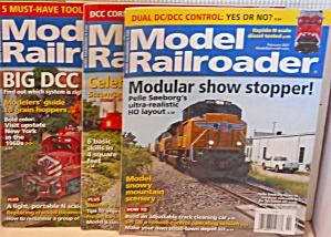Model Railroader 2019 2020 Feb 2021 Three Great Magazines BM0005 (Image1)