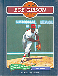 Baseball Legends Bob Gibson Free Us S/h