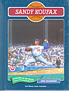 Baseball Legends Sandy Koufax Free Us S/h