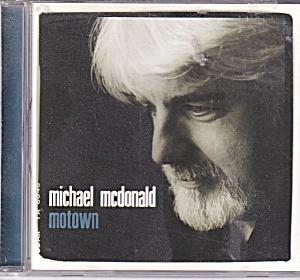 Michael McDonald Motown CD 11 Songs CD0012 (Image1)