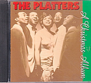 The Platters A Christmas Album CD with 10 Songs CD0014 (Image1)