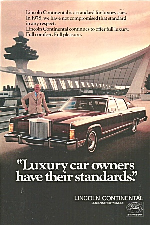 1978 Lincoln Continental 4 Door Cont004