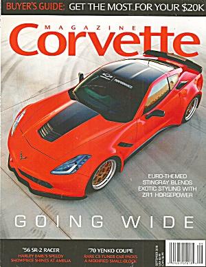 Corvette Magazine Going Wide Stingray AR1 Horsepower COR18 09 (Image1)