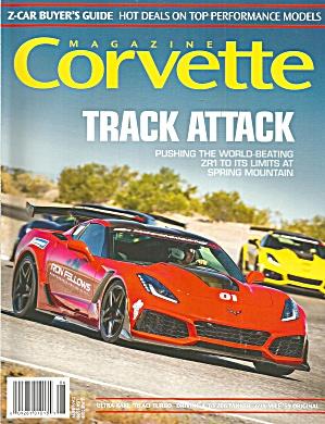 Corvette Magazine Track Attack ZR1 COR19 06 (Image1)