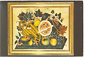 Still Life With Watermelons Postcard