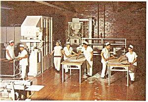 Boys Town, NE, Young Bread Bakers Postcard (Image1)