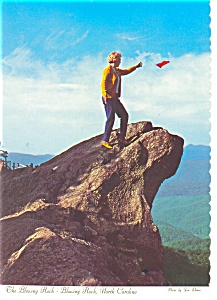 Blowing Rock  NC  Postcard cs0043 (Image1)