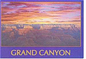 Grand Canyon AZ From Hopi Point Postcard cs0096 (Image1)