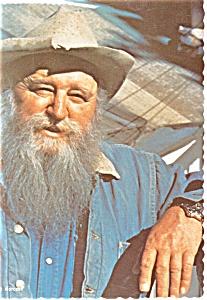 Crazy Horse Sculptor Korczak Ziolkowski  SD Postcard cs0158 (Image1)