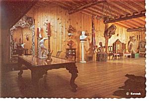 Crazy Horse Sculptor Korczak Ziolkowski s Home SD Postcard cs0159 (Image1)