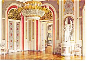 Christianborg Palace Abildgaard Hall Denmark Postcard cs0294 (Image1)