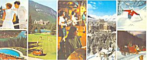Banff Springs Hotel,Banff ,Alberta,Canada Postcard (Image1)