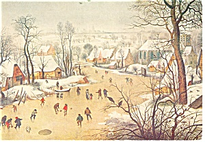 A Winter Landscape Postcard (Image1)