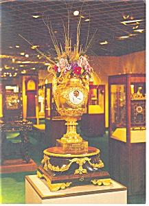 Automation Clock at The Clock Tower Inn IL Postcard cs0358 (Image1)