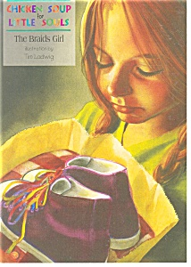 The Braid Girl, Chicken Soup for Little Souls Postcard cs0382 (Image1)