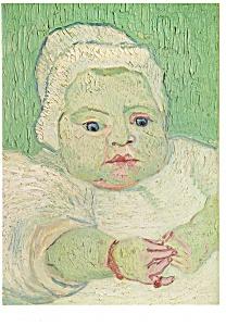 Roulin s Baby Vincent van Gogh Postcard cs0400 (Image1)