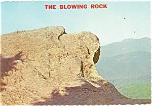 Blowing Rock North Carolina Postcard cs0434 (Image1)