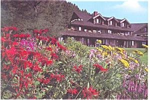 Stowe VT Trapp Family Lodge Postcard cs0436 (Image1)