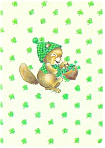 St Patrick s Day Postcard cs0445 (Image1)